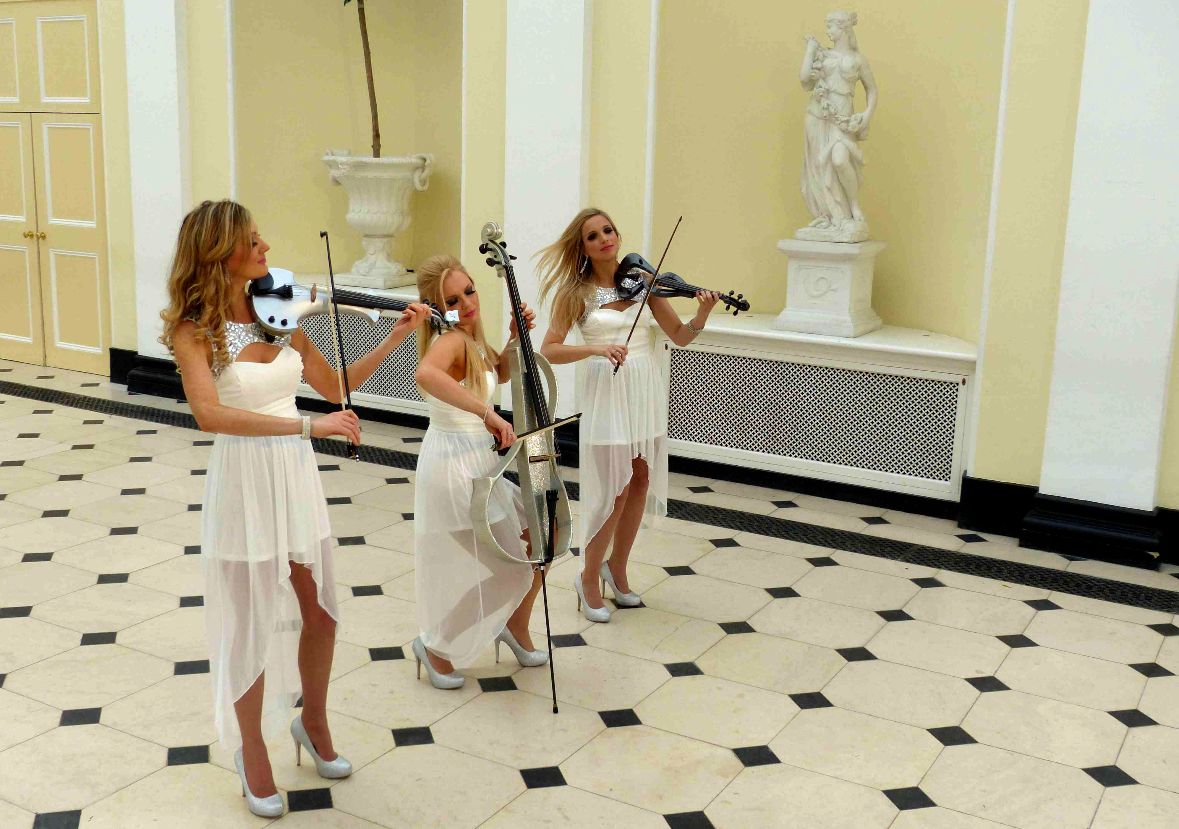 Electric Strings Trio Show-33027