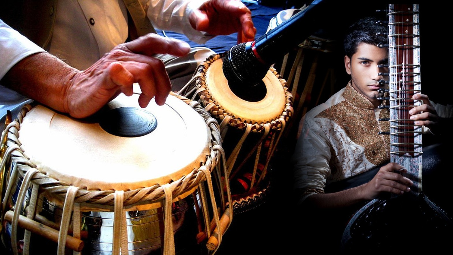 Sitar _ Tabla Players for hire