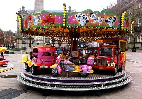 Toy Set Ride-16152