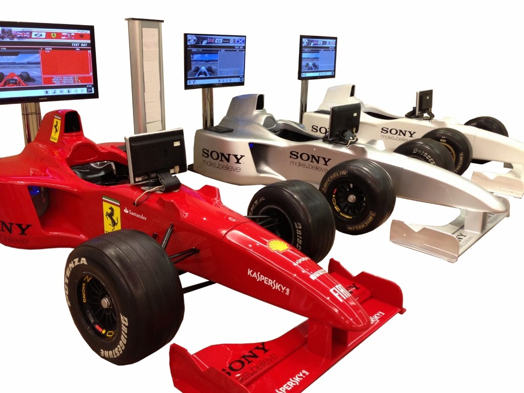 formula one racing simulation - photo #17