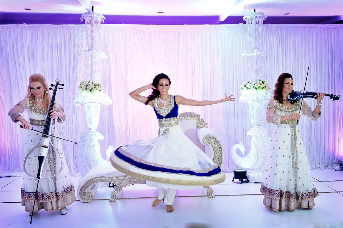 Bollywood Strings and Dancer Show-88707