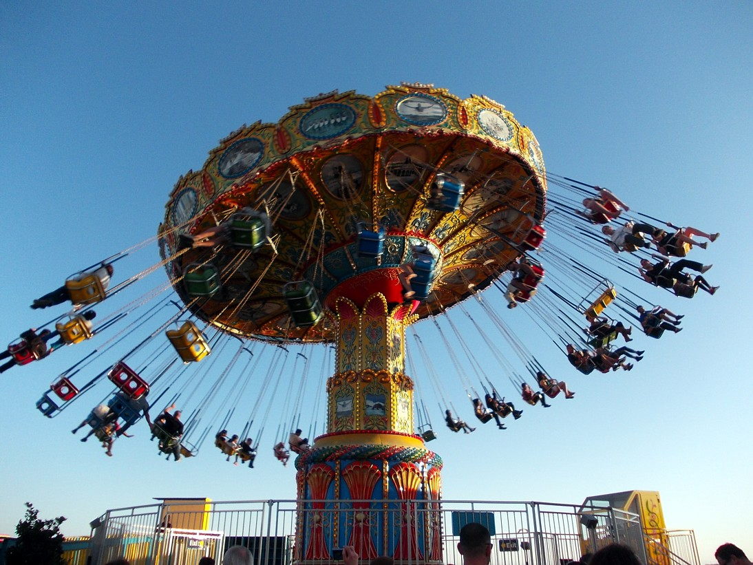 Chairoplane Ride Hire