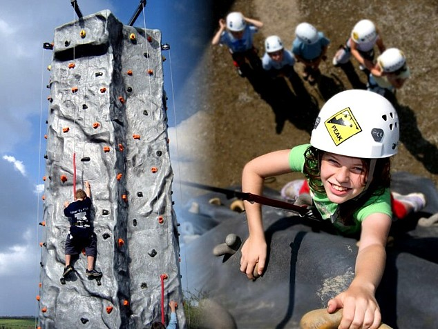 Climbing Tower for hire