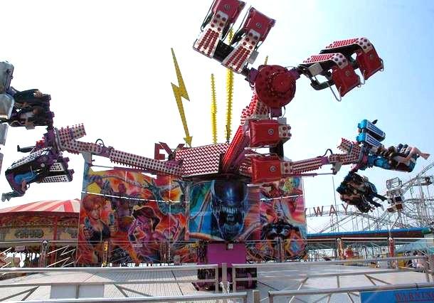 Extreme Orbitor Ride-98319