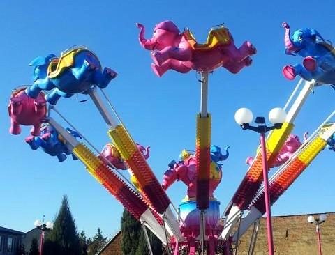 Flying Jumbo Ride