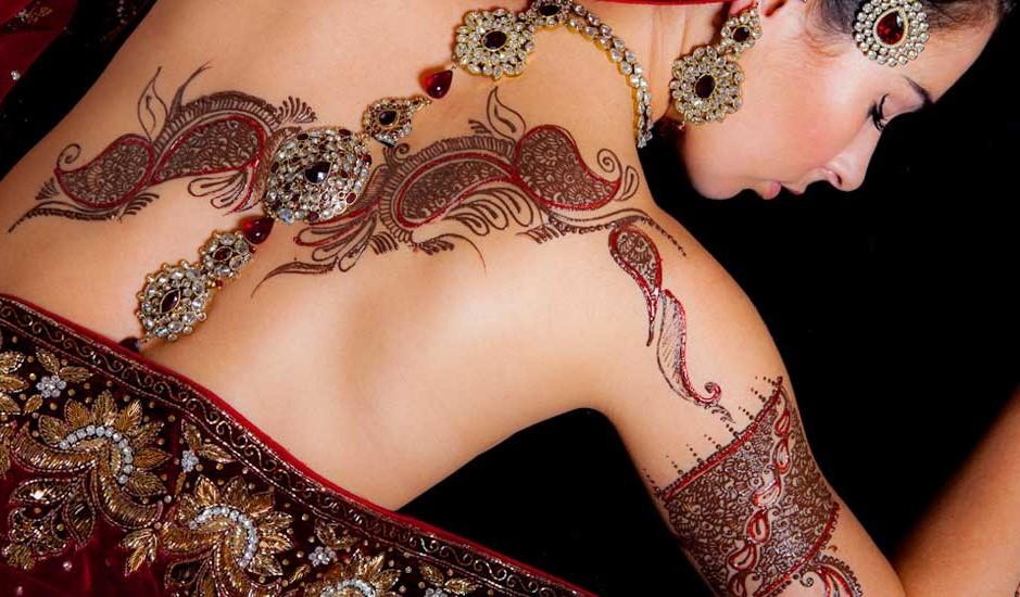 Henna artist hire