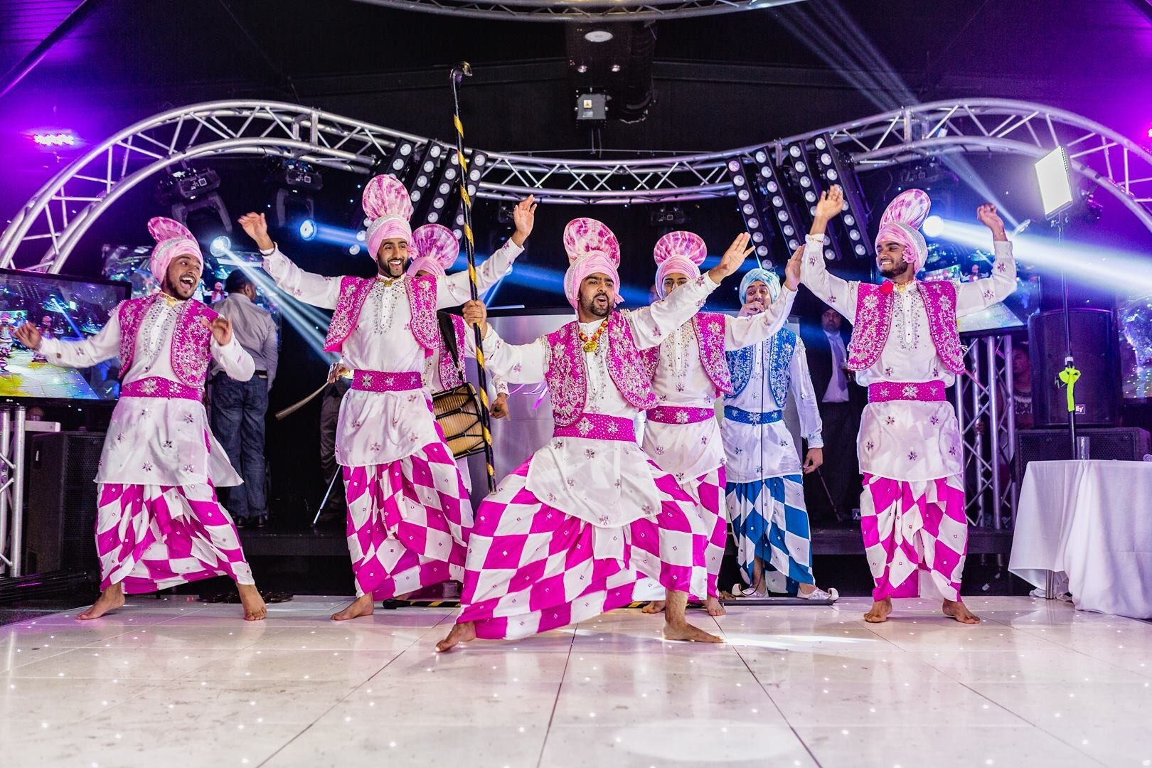 The Troupes Consist Of Young Energetic And Enthusiastic Members Which Promote Punjabi Culture Through Bhangra Dancing