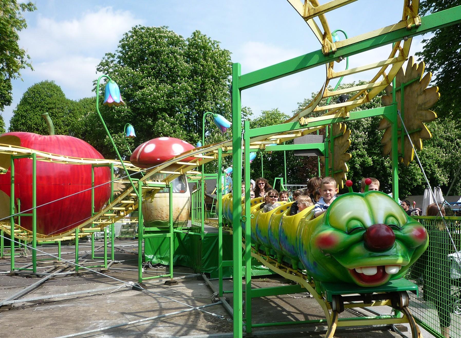 big apple coaster ride