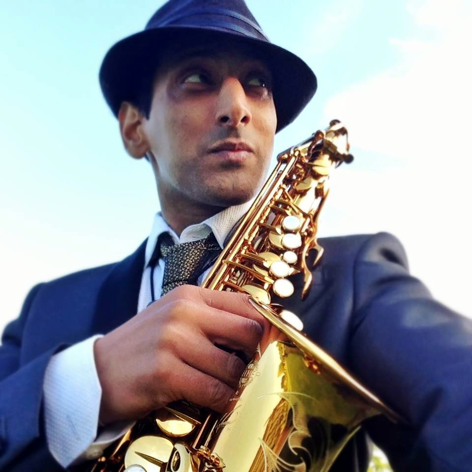 One Of The Uk S Leading Bollywood Saxophonist Also Member Mu He Is Able To Offer A Variety Setups Solo Duo Trios Etc And Cover Pretty Much