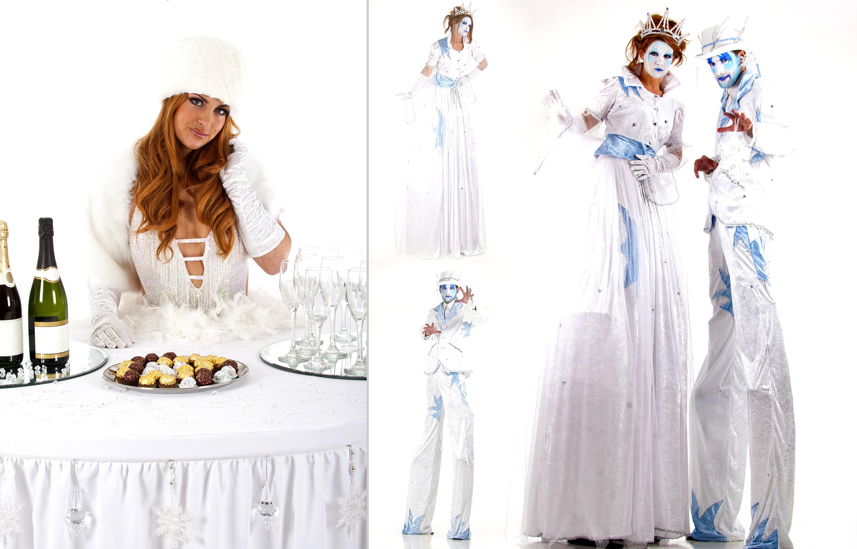 Christmas Party Entertainment & Winter Wonderland entertainment ...