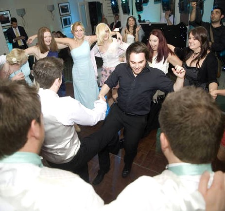 Greek Bands for hire & Greek Dancers in UK - Zorba the Greek Dancing